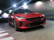 Kia Stinger GT, el de mayor potencia y aceleración en la historia de la marca
