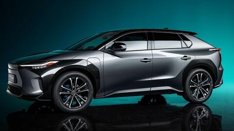 Toyota bZ4X Concept se presenta
