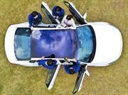 KIA y Hyundai quieren que sus autos tengas paneles solares