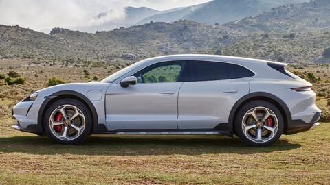 Porsche Taycan Cross Turismo: versión todoterreno de un eléctrico premium