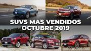 Las 10 camionetas más vendidas en octubre 2019