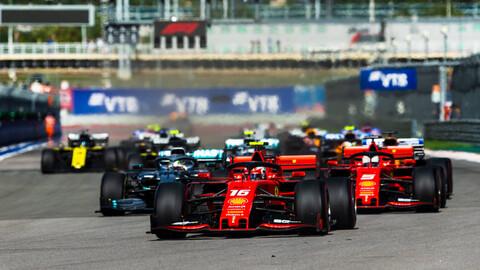 F1 2020: la guía del GP de Rusia