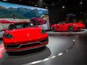 Aparecen las versiones GTS de los Porsche 718 Boxster y Cayman