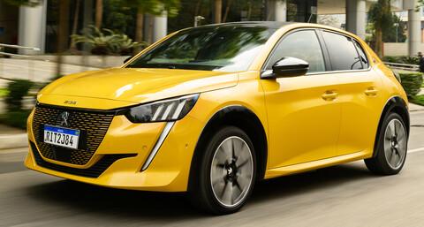 Peugeot e-208 ya se vende en la región, pero sólo en algunas ciudades