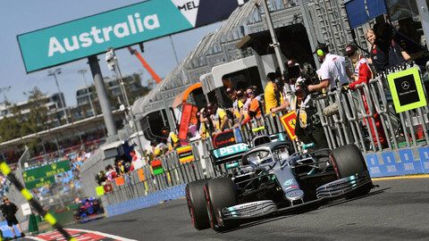 F1 2021: Peligra el arranque en Australia