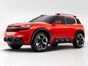 Citroën Aircross Concept, el SUV que se viene