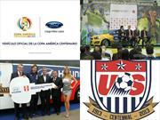 Marcas de carros que apoyan el fútbol en la Copa América Centenario