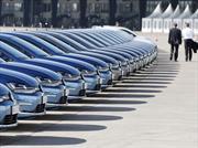 Ventas de carros en Europa siguen creciendo