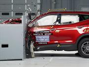 Hyundai Santa Fe Sport 2017 obtiene el Top Safety Pick+ del IIHS