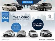 Peugeot lanza su Winter Sale