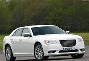 Chrysler 300 C V6 2013 se presenta ahora con transmisión automática de 8 velocidades