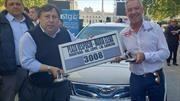 Intendencia anuncia subsidio para que colectiveros cambien sus vehículos a eléctricos o híbridos