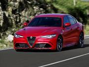 Alfa Romeo Giulia tiene cinco estrellas en Euro NCAP