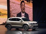 Volkswagen Tarek se muestra en China