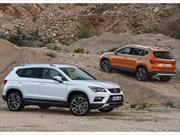 SEAT Ateca 2017 tiene cinco estrellas en pruebas de la Euro NCAP