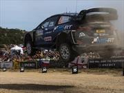 WRC 2017: Ford gana en el Rally de Italia-Cerdeña