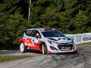 WRC: Hyundai y Shell renuevan su alianza