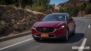 Probando la Mazda CX-30 2020