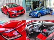 Nuevos Honda Civic Coupé y SI Coupé 2014: Estreno en Chile