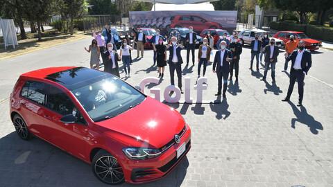 Volkswagen México le dice adiós al Golf