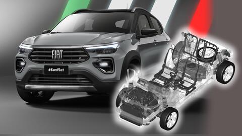 Plataforma MLA, la base de los nuevos FIAT SUV ¿Argo y Cronos también?
