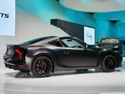 Toyota GR HV Sports Concept,un deportivo híbrido especial
