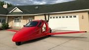 Conoce al Switchblade, un auto que no sabe si es volador o deportivo