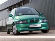 BMW E1, un adelantado que anticipó el futuro eléctrico