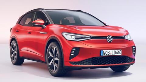 Volkswagen ID.4 GTX: el GTI de los cero emisiones