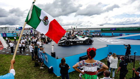Fórmula E 2021: ¿quién ganó y quién perdió en la doble fecha de México?