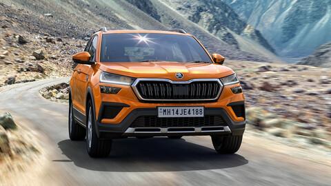 Skoda nos cuenta más detalles del nuevo Kushaq, su primer auto para el mercado indio