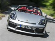 Porsche Boxster Spyder llega a Colombia desde $399.900.000