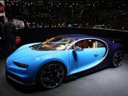 Bugatti Chiron, el sucesor del Veyron tiene 1.500 caballos