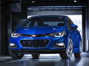 Chevrolet Cruze 2016 tiene un precio inicial de $17,495 dólares