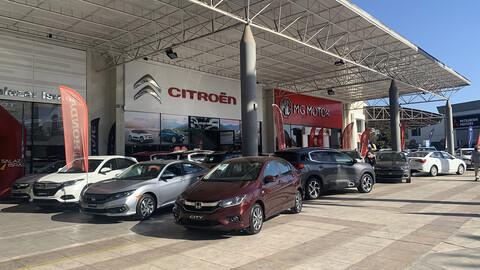Plan Paso a Paso y demoras en San Antonio frenan las ventas de autos en enero
