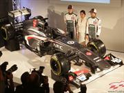 F1 Sauber presenta el nuevo C32 para el campeonato 2013