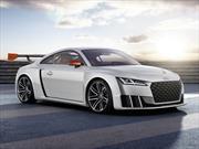 Audi TT clubsport turbo concept, tecnología y poder