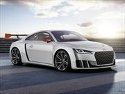 Audi TT Clubsport Turbo Concept, el más extremo