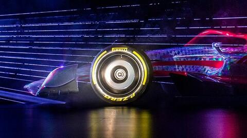 F1 ¿Por qué desde 2022 se usarán neumáticos de 18 pulgadas?