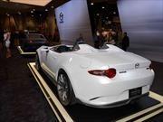 Mazda MX-5 Speedster Evolution en el SEMA Show 2016