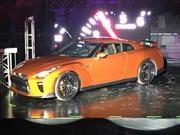 Nissan GT-R 2017 debuta