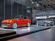 All New Range Rover Sport: Elegido SUV del año
