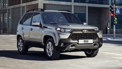 El nuevo Lada Niva se lanza oficialmente