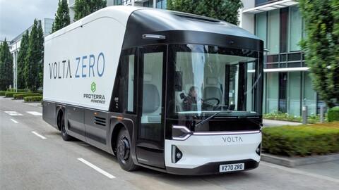 Volta Zero, primer camión concebido y desarrollado 100% eléctrico