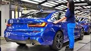 BMW detiene su producción en la planta de San Luis Potosí a consecuencia del coronavirus