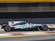 F1 2017: Hamilton festejó por un sandwich
