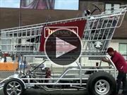 Shopper Chopper, veloz carro de supermercado