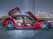 Fisker EMotion rivalizará con el Tesla Model S