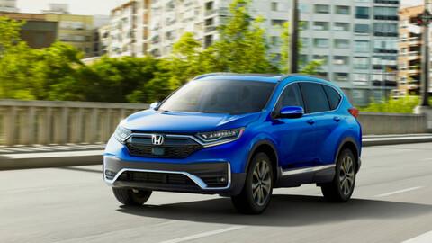 Honda actualiza la CR-V en Chile con un poco más de todo