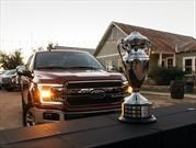 Ford F-150 2018 es el Truck of Texas 2017
